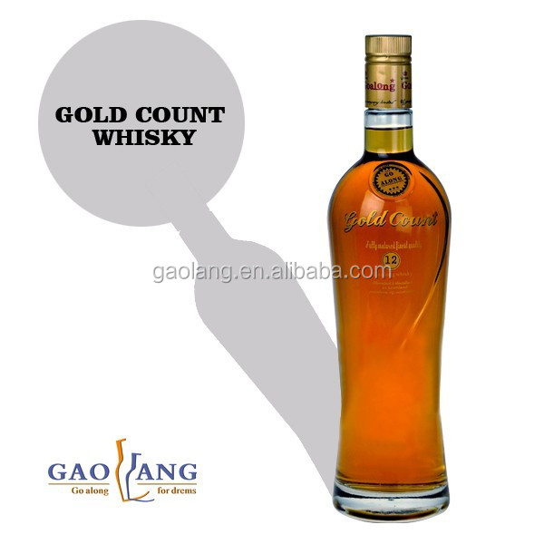 do you want to customize whisky brand?