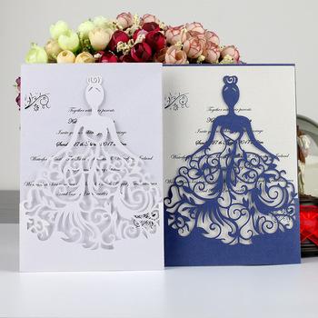 China Wedding Invitations ChinaLuxury Laser Cut Wedding Invitations