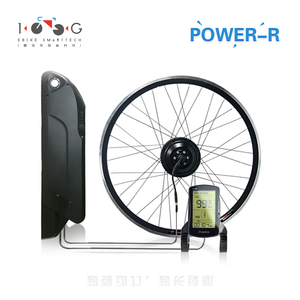 High Quality 36V 350W Electric Bicycle Motor Ebike Brushless,Gearless Hub Motor for Rear Wheel e-bike conversion Kit,135mm