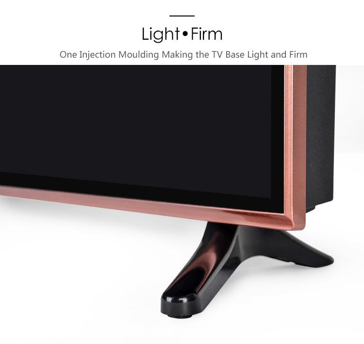 अच्छी गुणवत्ता के साथ निर्माता आपूर्तिकर्ता स्लिम 32 इंच के टीवी का नेतृत्व किया