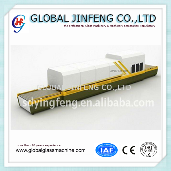 JFG Cheap price Single Room flat glass tempering furnace with CE hot sell in US