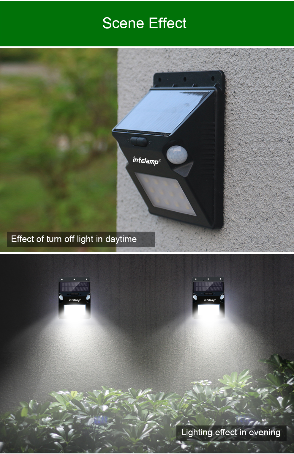 Manufacturer direct-selling solar street lamp outdoor waterproof garden courtyard solar lamp
