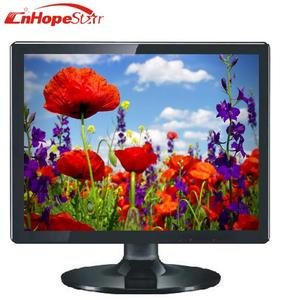 1024*768 square lcd monitor 15 inch scrap for pc