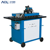 ACL HVAC Portable metal roll forming machine lock former sheet metal pittsburgh lock former machine