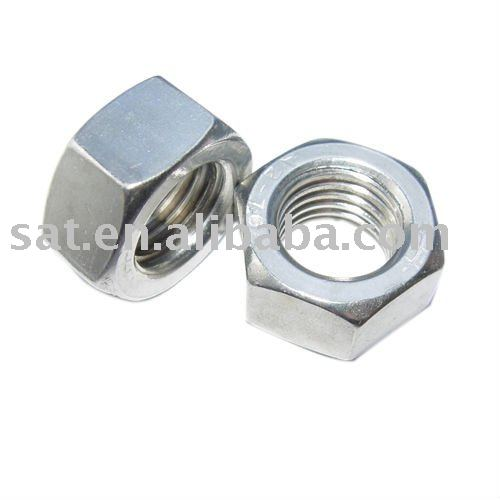 BSW Hex Nuts
