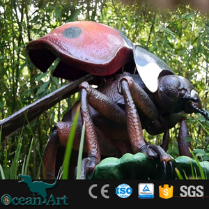 OAV8294 Simulation animatronic insects model for sale