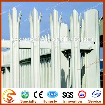 picket fence drawing. Professional Factory Steel Picket Fence Angle Bar Palisade Supply  Drawing