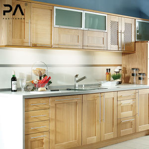 Warm White Stainless Steel Kitchen Cabinets Price Easy Fitted Kitchens