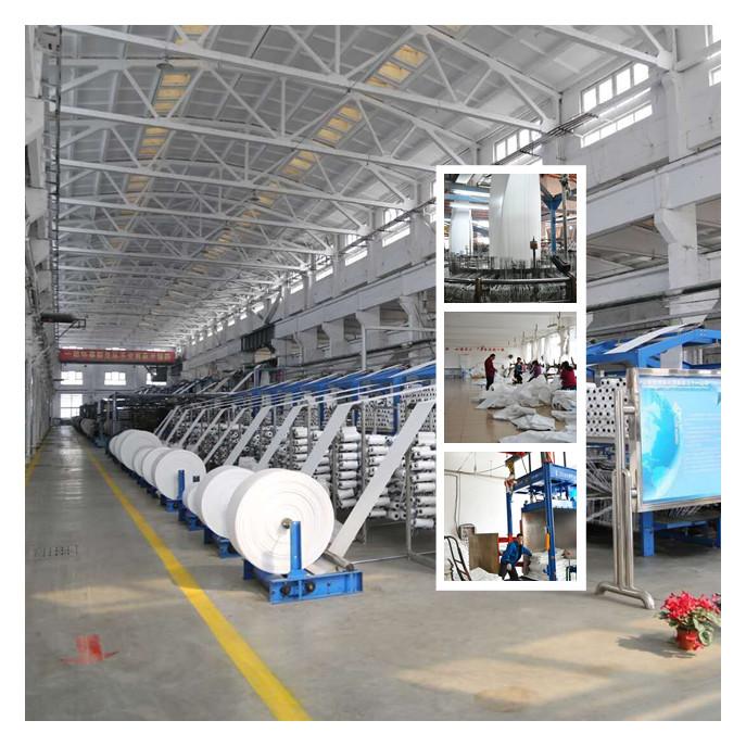 1000 KG U-painel Defletores Flexível Transporte A Granel Jumbo Saco do Recipiente Saco defletor fibc big bag
