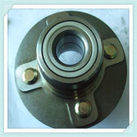 Garantee high quality machine parts front wheel hub Bearing