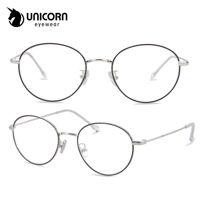 4d173ff7bf 2017 New Model Titanium Fashionable Optical Spectacles Frames