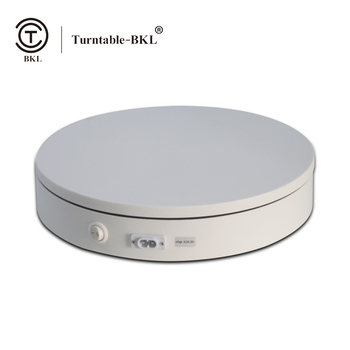 Plastic Lazy Susan Turntable Swiveling Exhibition Standfor Product Advertising Displayingfor Mannequin Display