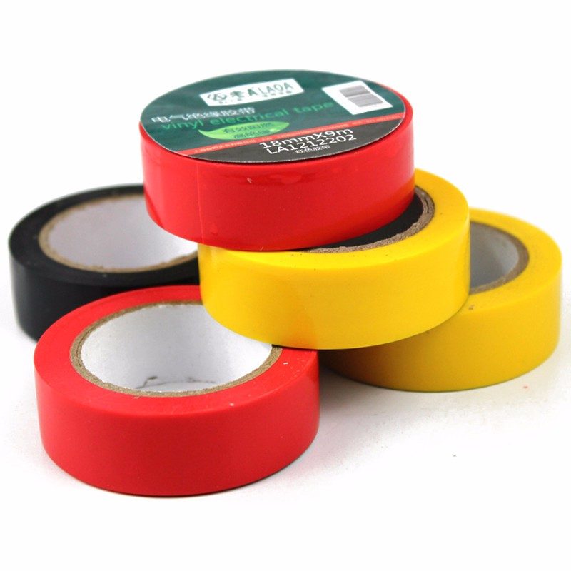High Temperature Stability Anti-aging Pvc Electrician Tape ...