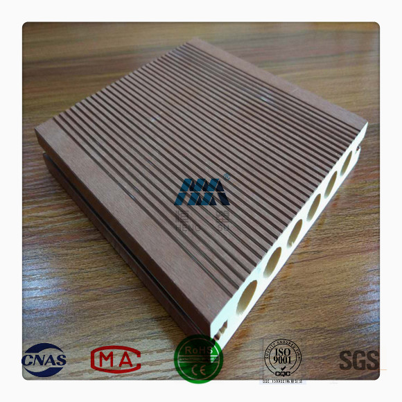 LOW PRICE! !HOT SALE! !Wood Plastic Outdoor Flooring WPC Decking Skirting