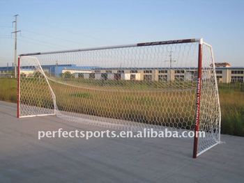 Portable official size heavy duty frame Soccer goal