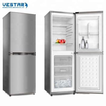 best-selling no-frost R600a white T climate class double door freezer refrigerator fridge