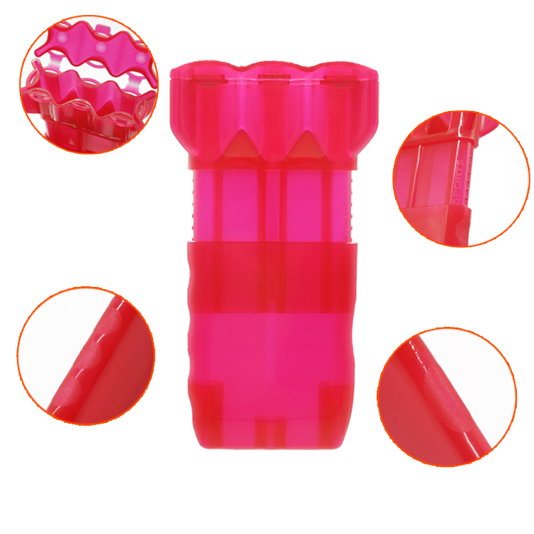 2020 Hot selling Plastic Transparent cheap Dart cases
