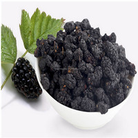 cheap dried black mulberry