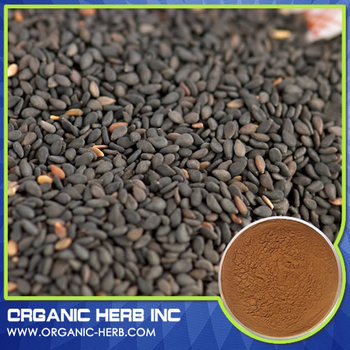 Best price black sesame power extract for hair growth