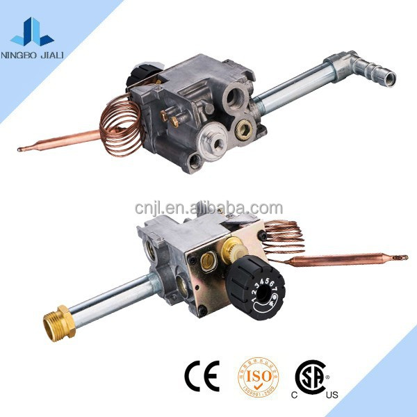 Gas oven thermometer/Gas oven control valve
