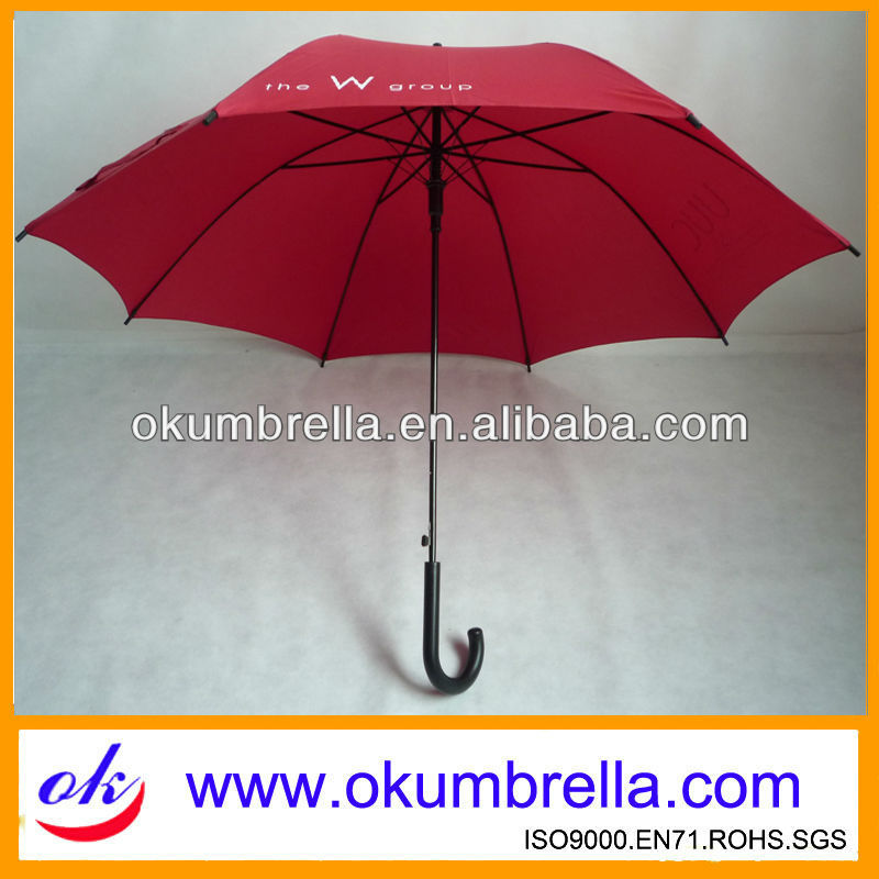 23''x 8k promotional cute haizhou umbrella for promotion