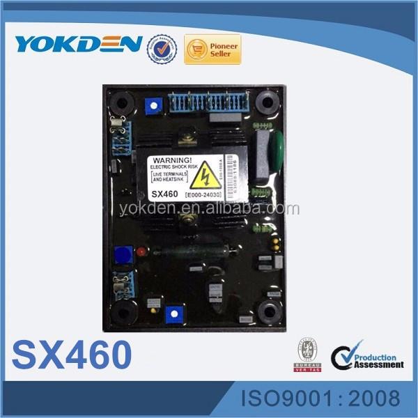 SX460 Gray Regulator AVR Automatic Voltage Regulator avr circuit diagram of automatic voltage regulator, avr circuit stamford avr mx341 wiring diagram at alyssarenee.co