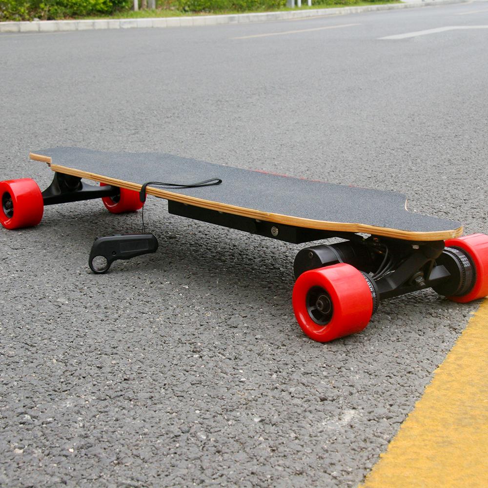 Cheap Electric Skateboard >> 2017 Alibaba Cheap Motorized Longboard Electric Skateboard Board With Dual 900w Motor Buy Longboard Electric Motorized Longboard Electric Skateboard