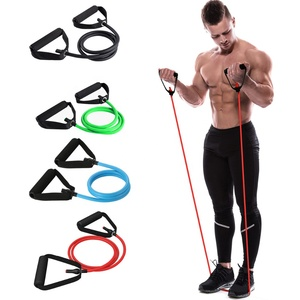 Resistance Bands Sports Equipment Fitness Training,Pull Rope Rubber Bands Gym Expander