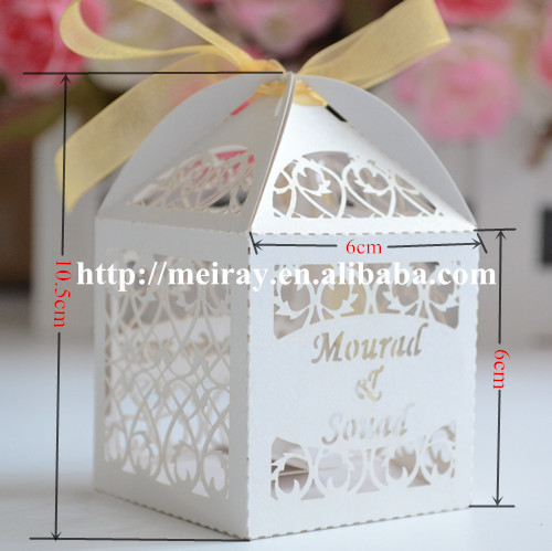 Personalized Engraved Wedding Favours Candy Box For Wedding Invitation,indian wedding favors wholesale