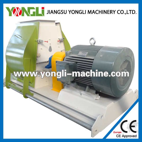 WOOD hammer mill from LiYang City