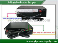High voltage power supply 180A online adjustable power source