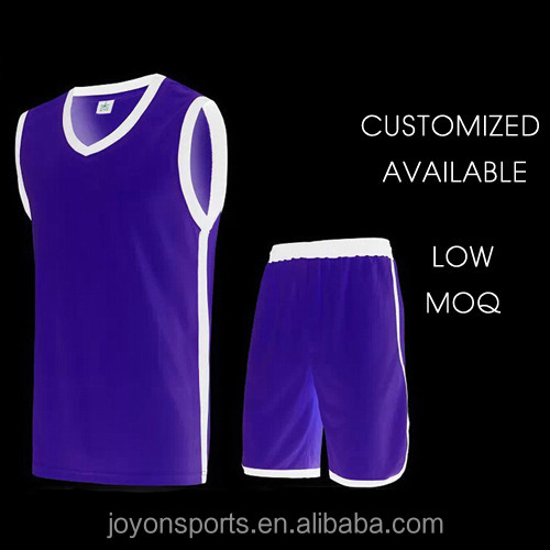 New 100% polyester mesh dry ft cheap reversible basketball jerseys with numbers