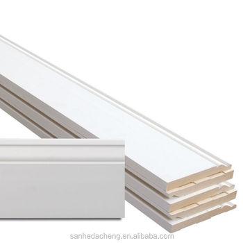 Cornici In Polistirolo Per Specchi.Decorative Cornici Per Specchi Legno Bianco Polistirolo Cornice