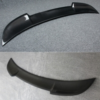 For Ford Mustang Carbon Fiber Rear Trunk Tail Lip Wing Spoiler 15-17