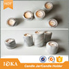 Marble Stone Carving Candle Jars for Home Decor