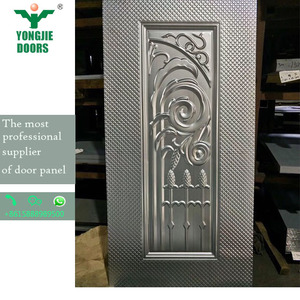 best selling products iron sheet price bullet proof new design metal steel door security mould