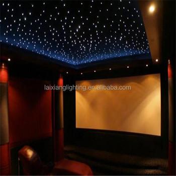 Night Starry Chandelier Light Home