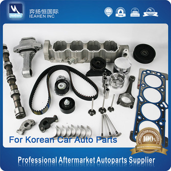 China Supplier Korean Car Auto Engine Parts Engine Bearing ...