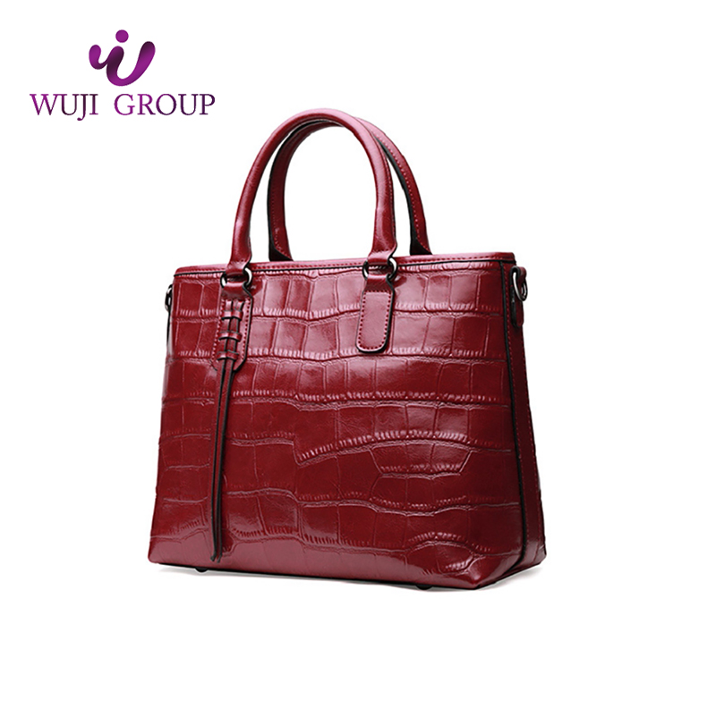 Factory Outlet Designer Leather Handbag