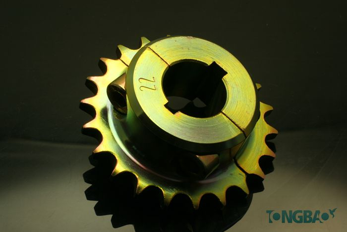 100cc racing go kart 428 steel split sprocket