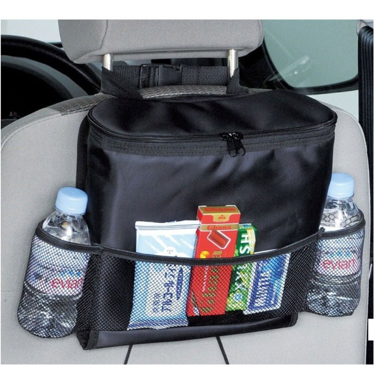 Custom Hanging Car Organizer Back Seat Insulated Trunk