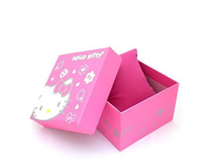 HELLO KITTY gift/watch packaging box for girls