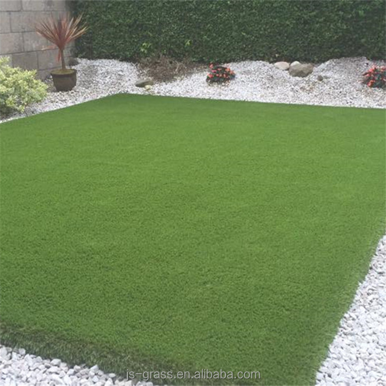 Uv Resistant 35 40mm Thick Roll On The Gr Residential Artificial Turf Outdoor Carpet For Patio