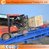 10 ton heavy weight container dock load ramp for sale