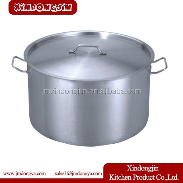 Yk-3624 Stainless Steel Stock Biryani Cooking Pot
