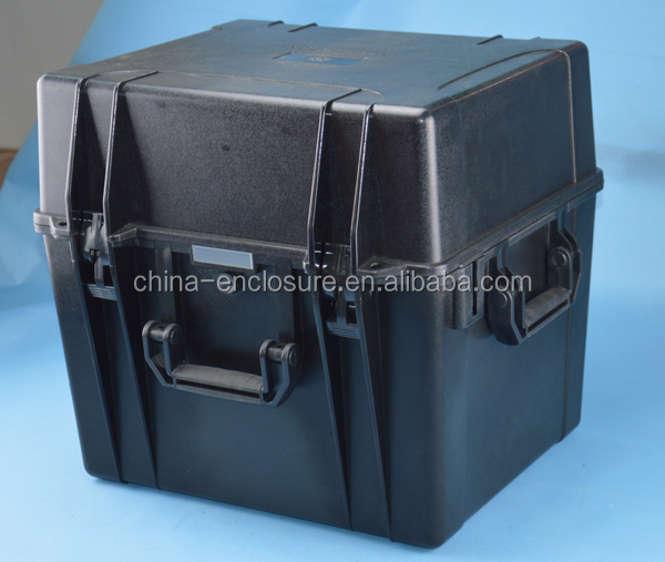 OEM shockproof Blow mold abs plastic waterproof tool boxes plastic case for tools