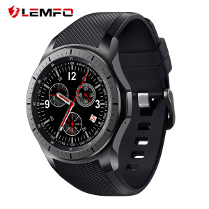 LEMFO LF16 Android 5.1 System Intelligent 3G/WIFI Meter Step Heart Rate Wifi Sport Smart Watch