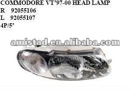 AUTO CAR PARTS HEAD LAMP OEM 92055106 92055107 FOR HOLDEN COMMODORE 1997-2000 HEAD LIGHT