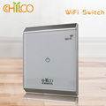 New arrival Chitco UK India Light Switch 1 gang Control Android IOS Home Automation Wi Fi