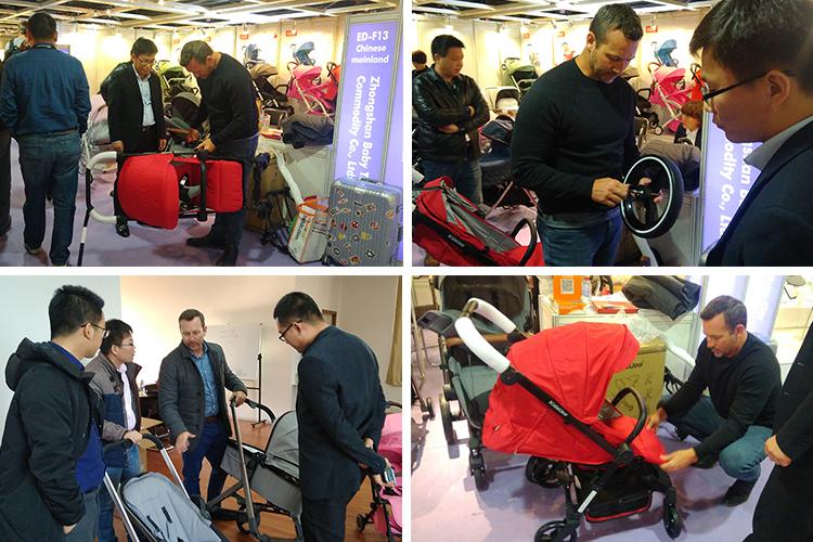 Hot bán ma thuật xem xe đẩy em bé xuất tại Trung Quốc